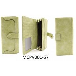 Dámská peněženka - světle zelená