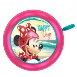 Zvonek na kolo - Minnie Mouse, kovový