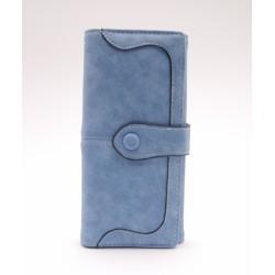 Dámská peněženka - modrá