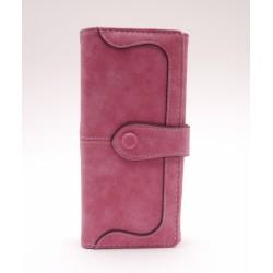 Dámská peněženka - růžová
