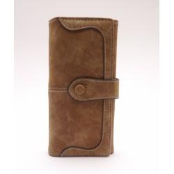 Dámská peněženka - hnědá