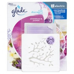 Glade Discreet - Levandule & jasmín, 8g