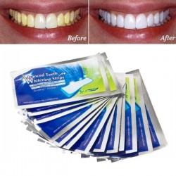 DS Revoluční bělící pásky na zuby Advanced - 14denní kůra
