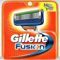 Gillette Fusion - náhradní hlavice, 4ks v balení