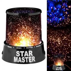Noční obloha Star master