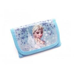 Dětská peněženka - Elsa - světle modrá