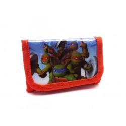 Dětská peněženka Želvy Ninja