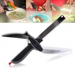 Clever Cutter® - revoluční nůž a prkénko 2v1