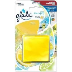 Náhradní náplň Glade Discreet - Svěží citrus - 8g - Brise
