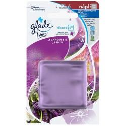 Náhradní náplň Glade Discreet - Levandule a jasmín - 8 g - Brise