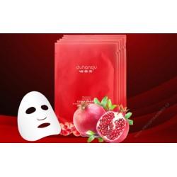 Pleťová maska s extraktem z granátového jablka