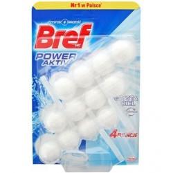 Bref Blue Aktiv WC závěs 3x50g - Pure white