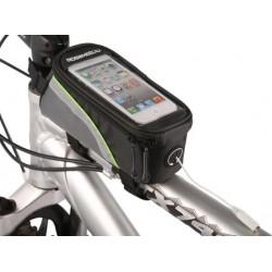 Brašna na mobilní telefon s upevněním na rám jízdního kola