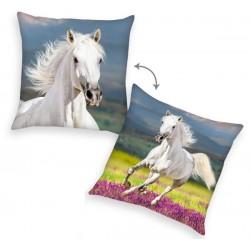 Polštářek - Kůň Bělouš 40x40cm