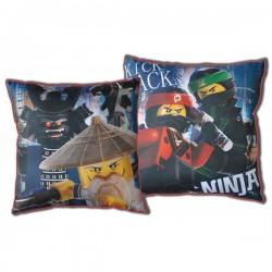 Polštářek - Lego Ninjago Movie 40x40cm