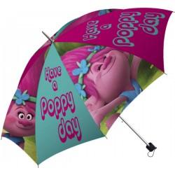 Skládací deštník - Trollové - Poppy - Polyester - Euroswan