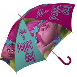 Dětský deštník - Trollové Poppy - Euroswan