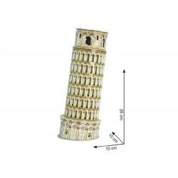 3D Puzzle šikmá věž v Pise - 13 dílků