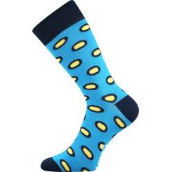 Unisex ponožky - Crazy očka