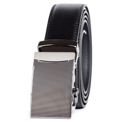 Pánský kožený opasek, 40 mm