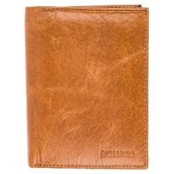 Pánská peněženka Bellugio - světle hnědá