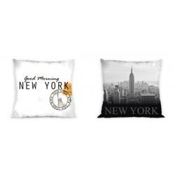 Povlak na polštářek - New York - 40 x 40 cm - Faro