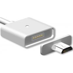 USB kabel s magnetickým 5 pinovým konektorem pro micro USB