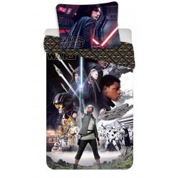 Bavlněné povlečení na jednolůžko - Star Wars 8