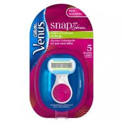 Gillette Venus Snap - holící strojek s praktickým pouzdrem