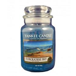 Yankee Candle vonná svíčka velká 623g Turquoise Sky