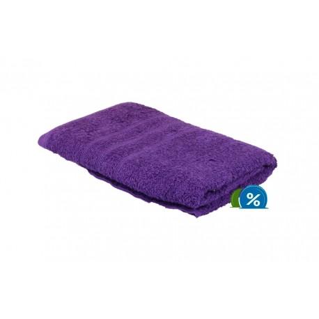 Froté ručník 50x100 cm – fialový