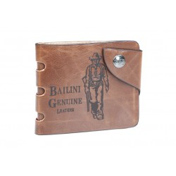 Pánská retro peněženka 916 - Bailini