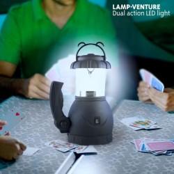 Kempingová lampa s baterkou Lamp Venture - InnovaGoods