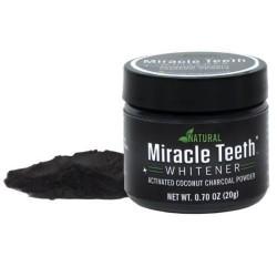 Přírodní prostředek na bělení zubů Miracle Teeth - 20 g
