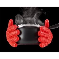 Silikonové rukavice - chňapky
