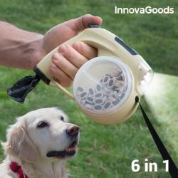 Samonavíjecí vodítko pro psy 6v1 InnovaGoods