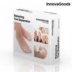 Relaxační separátory prstů - 2 ks - InnovaGoods