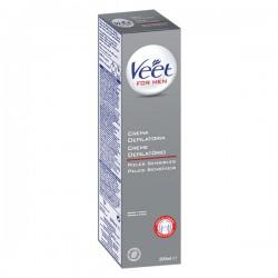 Veet - pánský depilační krém na citlivou pokožku, 200ml