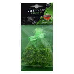 Osvěžovač vzduchu do auta - Zelený čaj - sáček - 20 g - Kozák
