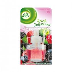 Air Wick tekutá náplň do elektrického osvěžovače - Lesní ovoce, 19ml