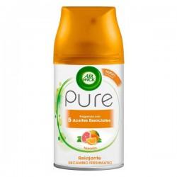 Náplň do osvěžovače vzduchu - Freshmatic - Pure relaxing - 250 ml - Air Wick