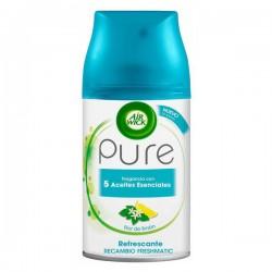 Náplň do osvěžovače vzduchu - Freshmatic - Pure - Citronový květ - 250 ml - Air Wick
