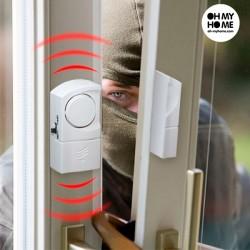 Bezdrátový dveřní a okenní alarm