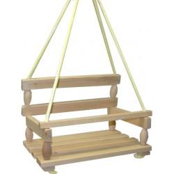Velká dřevěná houpačka UNI - Rappa