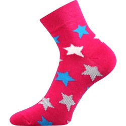 Dámské ponožky - Hvězdy