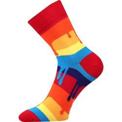 Unisex ponožky - Barvy