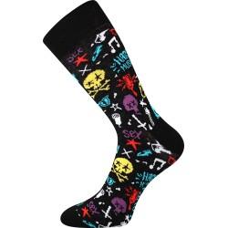 Unisex ponožky - Rock