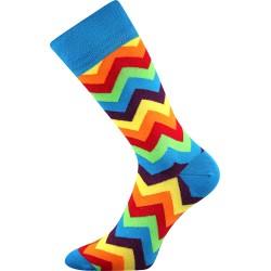 Pánské ponožky - Klikatice - Lonka
