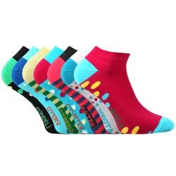 Unisex ponožky - Week nízké, set 7 párů