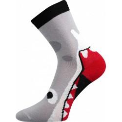 Unisex ponožky - Žralok 2 - Voxx